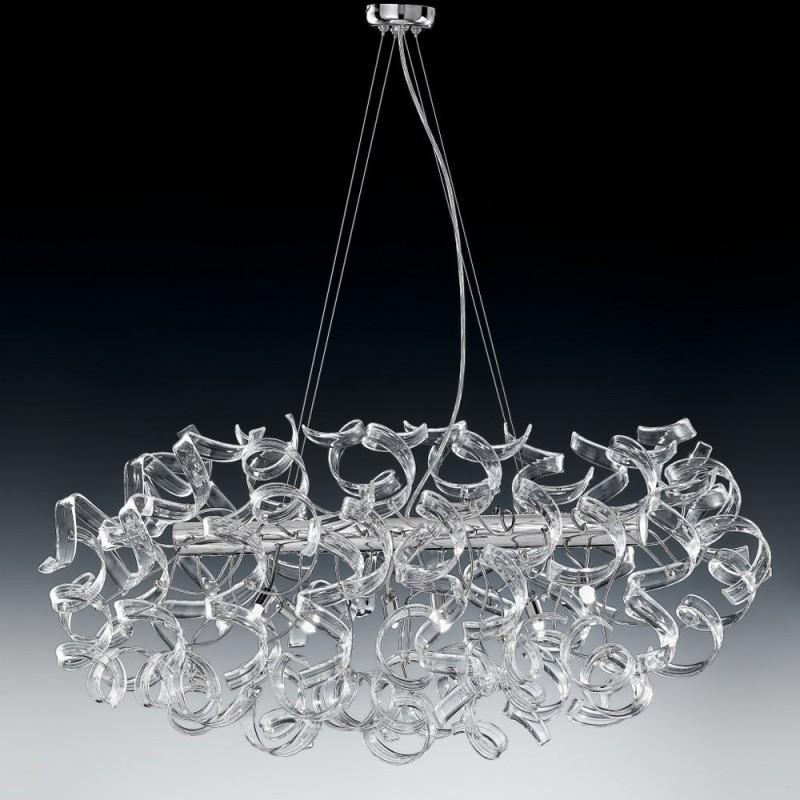 lampadari metallux : Home > Lampadari moderni > Astro 205.520 Metallux