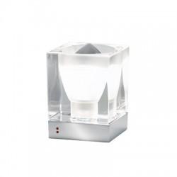 Fabbian Cubetto da tavolo cristallo