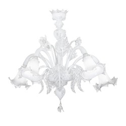 Rossini Metropolitan 2064 lampadario in vetro di Murano