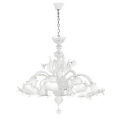 Rossini Metropolitan 2064-8 lampadario in vetro di Murano