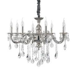 Ideal Lux Impero SP8 lampadario classico