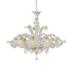 Ideal Lux Rialto SP8 lampadario da soffitto classico a 8 luci