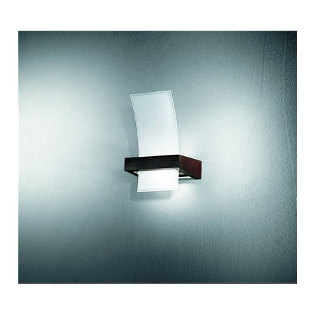 Rossini Tito A.8817-12 Lampada da parete in vetro soffiato