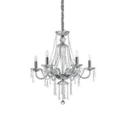 Ideal Lux Amadeus SP6 lampadario classico soggiorno a 6 luci