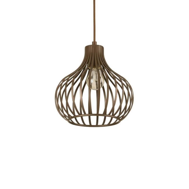 Ideal Lux Onion SP1 D23 lampadario da soffitto classico in metallo E14 40W