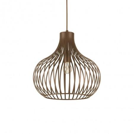 Ideal Lux Onion SP1 D38 lampadario da soffitto classico in metallo E14 40W