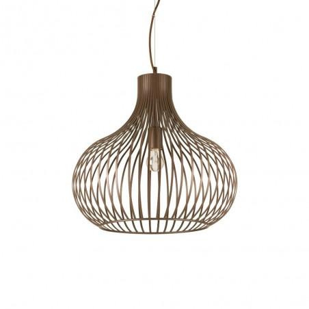 Ideal Lux Onion SP1 D48 lampadario per soggiorno classico in metallo E27 60W