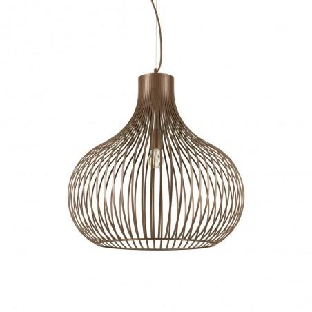 Ideal Lux Onion SP1 D60 lampadario per soggiorno classico in metallo E27 60W