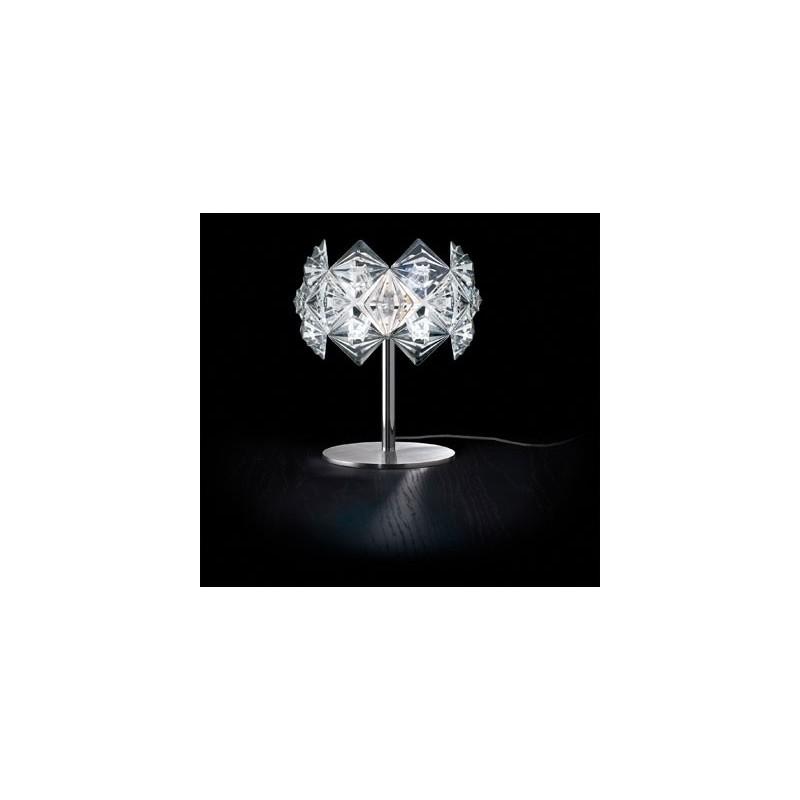 Lampade da tavolo di design Prisma LP, abasciur da comodino, lampade di design da tavolo, lumetti da comodino