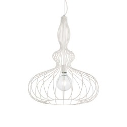 Ideal Lux Clarissa SP1 lampadario classico a soffitto E27 8W