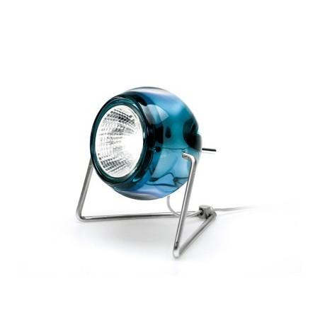 Fabbian Beluga Colour da tavolo blu