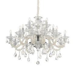 Ideal Lux Colossal SP15 lampadario da salotto classico