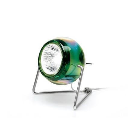 Fabbian Beluga Colour da tavolo verde