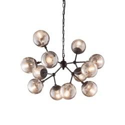 Ideal Lux Kepler SP12 lampadario classico per salone E27 40W