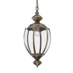 Ideal Lux Norma SP1 lampadario classico per sala da pranzo E27 60W