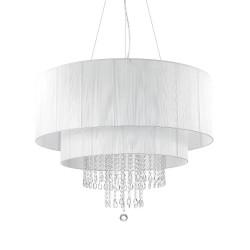 Ideal Lux Opera SP10 lampadario classico per soggiorno E27 60W