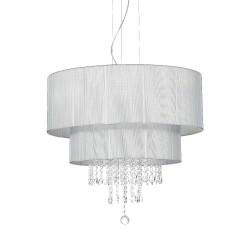Ideal Lux Opera SP6  lampadario classico per soggiorno  E27 60W