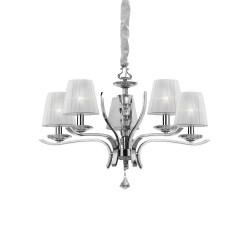 Ideal Lux Pegaso SP5 lampadario a sospensione classico per salotto