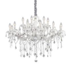 Ideal Lux Florian SP18 lampadario da soffitto classico