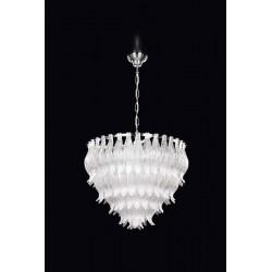 Lampadari classici per salotto Petali 8002/37 di Patrizia Volpato