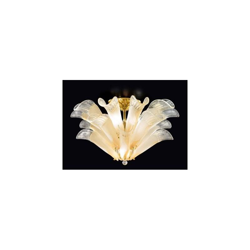Plafoniera Petali
