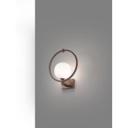 Rango 270.101 Metal lux lampada da parete moderna