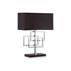 Ideal Lux Luxury TL1 lampada da tavolo design