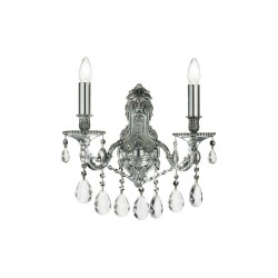 Ideal Lux Gioconda AP2 lampada da parete classica