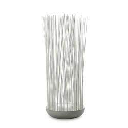 Karman Don't Touch HP153 AB INT  lampada da terra in PVC bianco