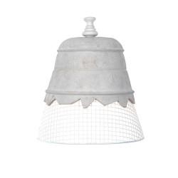 Karman Domenica AP102 1B INT Lampada da parete moderna in gesso
