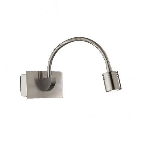 Ideal Lux Dynamo AP1 lampada da parete con braccio flessibile Led