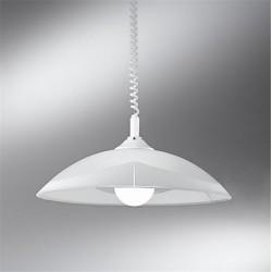 Rossini Nicky 3448 lampadario classico in vetro decorato satinato