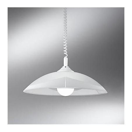 Rossini Nicky 3447 lampadario classico in vetro decorato satinato