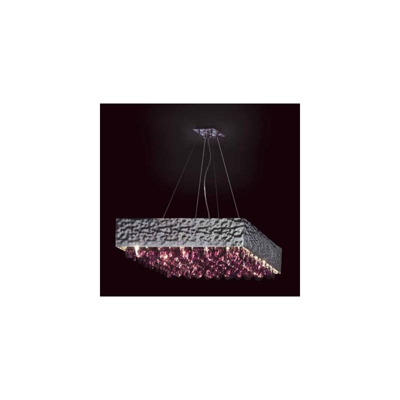 Lampada a sospensione Magma - Lampadari salotto moderni