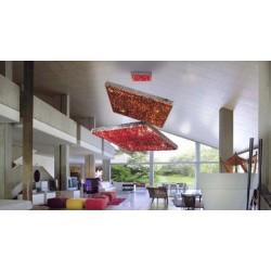 Lampada a sospensione Magma - Lampade per soggiorno moderno