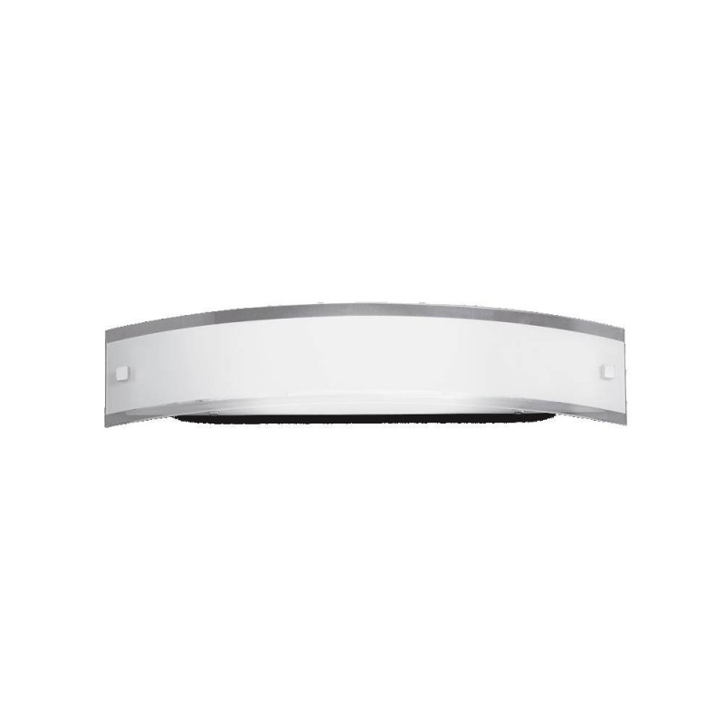 Ideal Lux Denis AP1 Medium applique moderna con diffusore a triplo vetro R7s