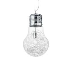 Ideal Lux Luce Max SP1 Big lampadario a forma di lampadina E27 60W