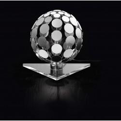 Patrizia Volpato Sfera 0510/LG lampade comodino moderne, abasciur moderne, abatjour moderne