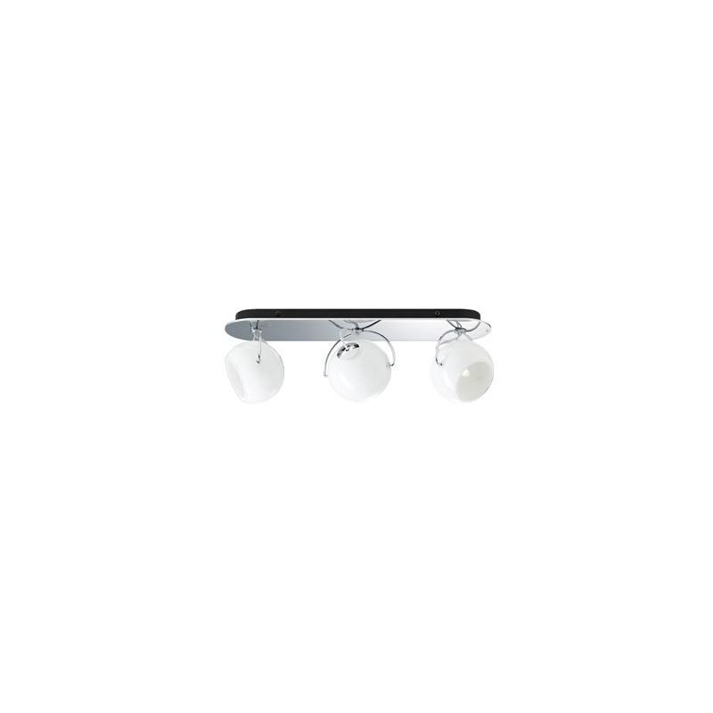 Fabbian Beluga White D57 G31 da soffitto