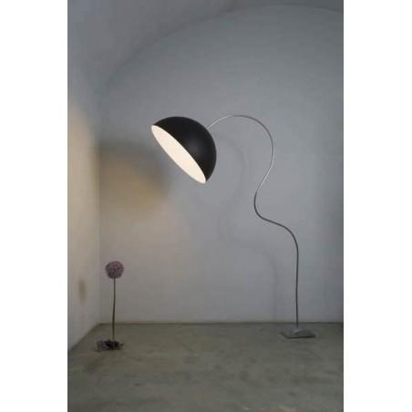 Mezza luna In-Es art design piantana ad arco design - piantana illuminazione