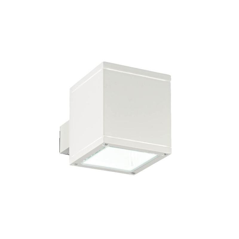 Ideal Lux Snif AP1 Square applique da parete per esterni con doppio diffusore G9