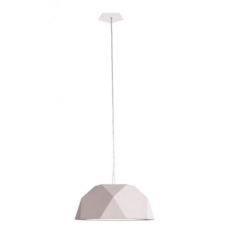 Fabbian Crio sospensione bianco - lampadari moderni design