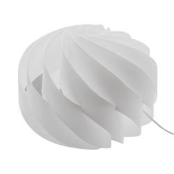 Rossini SHELL lampada da tavolo bianca