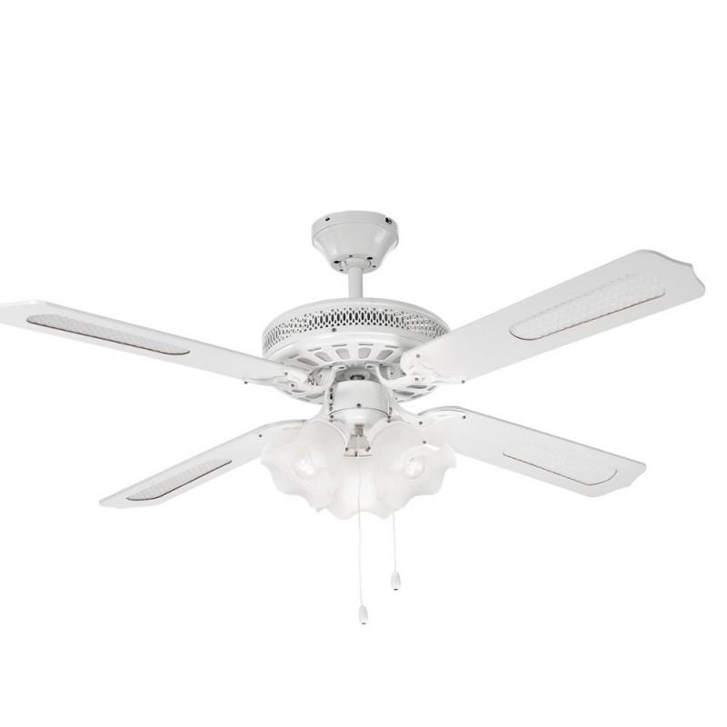 Rossini TRICIA ventilatore a soffitto bianco
