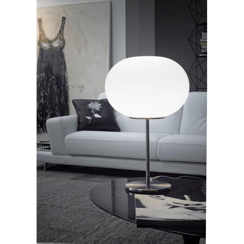 Vistosi Lucciola LT 30 lampada abatjour, bajour comodino, ideale come lampada da tavolo camera da letto