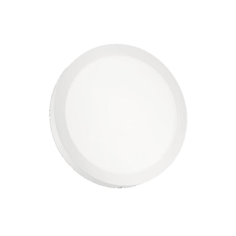 Ideal Lux Universal D30 Round lampada da parete bianca led