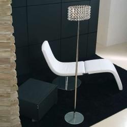 Marchetti Baccarat T - lampade a pavimento per interni - lampade a stelo design - lampade a stelo per salotto