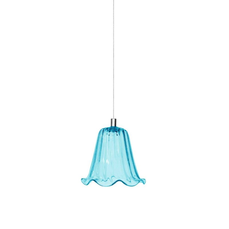 Karman Ceraunavolta AC134 3T INT luce da soffitto in vetro soffiato Tiffany. Scopri i lampadari economici Karman