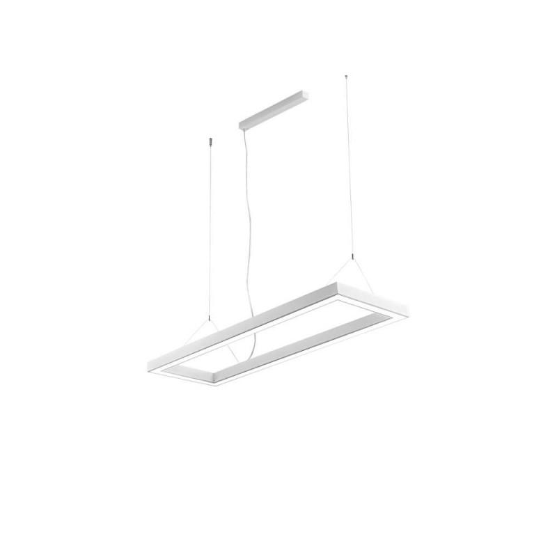 Rossini IKU 007B lampada a sospensione rettangolare