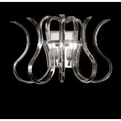 Wave 234.102 Metal lux lampada da parete